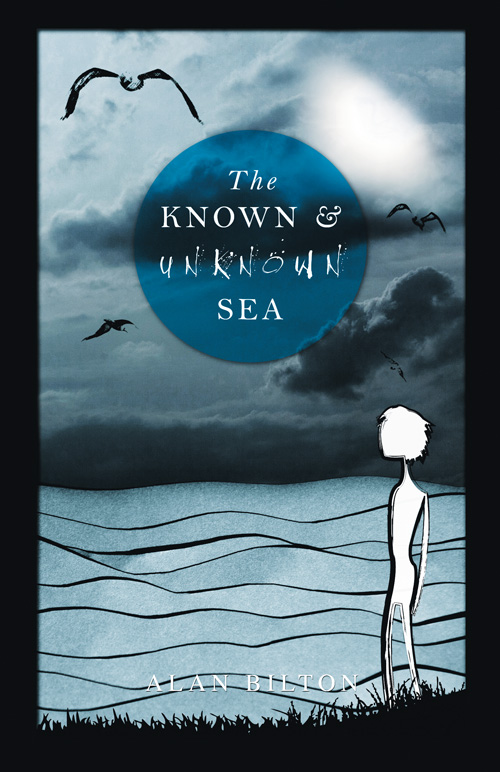 The Known and Unknown Sea by Alan Bilton - Book Cover